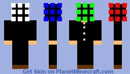 Mr.Rubiks Minecraft Skin