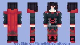 - RWBY: Ruby Rose 🌹 - Minecraft Skin