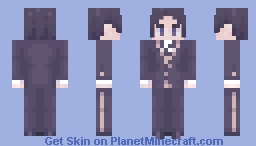 Rui (my MC) | Twisted Wonderland Minecraft Skin