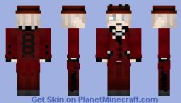 Ruki - The Gazette Minecraft Skin