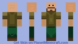 RuneScape Human Minecraft Skin