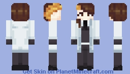 Rutile - Houseki no Kuni: Rebuild & Shatter Minecraft Skin