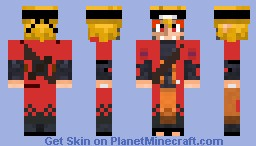 Naruto Ultimate Minecraft Skin