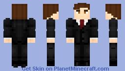 Businessman (Request) Minecraft Skin