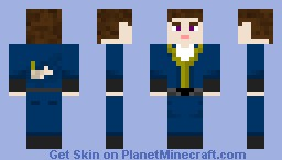 Nicholas McCarthy | Another Member of The Vault Minecraft Skin