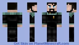 Star Trek Ryker Jump Suit Minecraft Skin