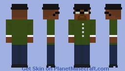 BIG SMOKE Minecraft Skin