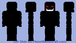 dark jeff the killler Minecraft Skin