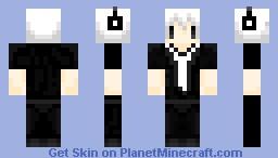 Anime/Teen Styled Skin Minecraft Skin