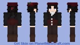 ✧ Disgruntled Magi Minecraft Skin