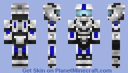 Security Spartan Minecraft Skin