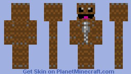 Little Big Planet Sackboy Minecraft Skin