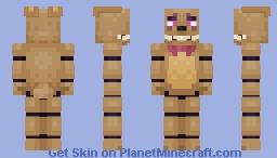 Springtrap (SaD) Minecraft Skin