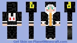 Tsuna Sawada Hitman Reborn Minecraft Skin - Skin para minecraft pe hitman