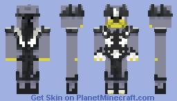 Urshifu (Single Strike Style) Minecraft Skin