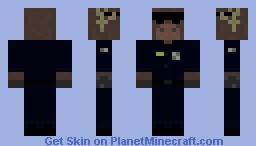 The SafetyMoose Minecraft Skin