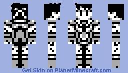 Arthur (Final Fantasy Legend III GB) Minecraft Skin