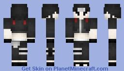 Sai from Naruto Shippuden Minecraft Skin
