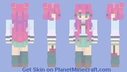 kusuo....... Minecraft Skin