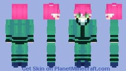 『Splitteando』- Saiki Kusuo - Slim - Saiki Kusuo no Psi-nan Minecraft Skin