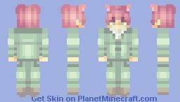 S a i k i k Minecraft Skin