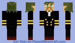 Linebeck - Formal Sailor Minecraft Skin