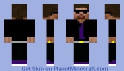 Saints Row the Third skin Minecraft Skin
