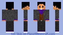 *FIXED*Original Saints Row 3 Man Minecraft Skin
