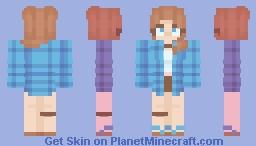 Sally~ Minecraft Skin