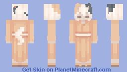 𝚜𝚊𝚕𝚖𝚘𝚗   𝚘𝚌 Minecraft Skin