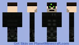 Sam Fisher (Splinter Cell) Minecraft Skin
