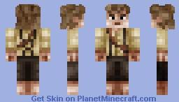 Samwise Gamgee Minecraft Skin