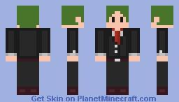 Blade Minecraft Skin