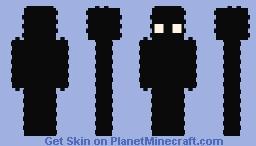 Enlighten Me - Samsara Room - Spooktober Community Event Minecraft Skin
