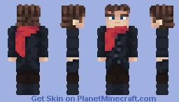 Samson Avali (2nd iteration) Minecraft Skin