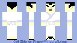 samurai Jack Minecraft Skin