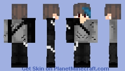 San-Answer / ATEEZ Minecraft Skin
