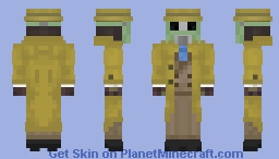 Sandman   DC Comics Minecraft Skin