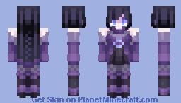 🌠 Sannomaru [OC] 🌠 Minecraft Skin
