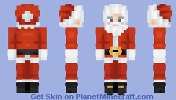 Santa Claus | ~𝘈𝘭𝘺𝘴𝘴𝘢~ Minecraft Skin
