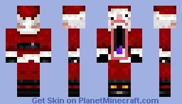 santa da' woop Minecraft Skin