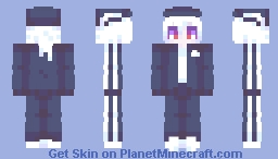 false disposition Minecraft Skin