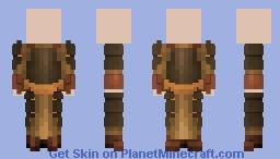 [x][LotC] Maiden's Armor Minecraft Skin