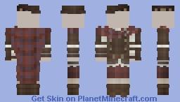 [LOTC] Baruch Drip Minecraft Skin