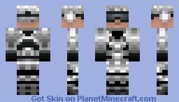 Arctic SAS (Request) Minecraft Skin