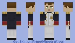 Sasha Minecraft Skin
