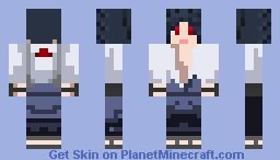 saskue Minecraft Skin