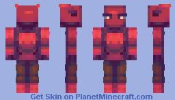 Skin-Satan Minecraft Skin
