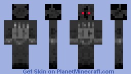 Sauron - WAIT! he looks better in 3D Minecraft Skin