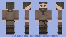 Saxon Fyrd Minecraft Skin